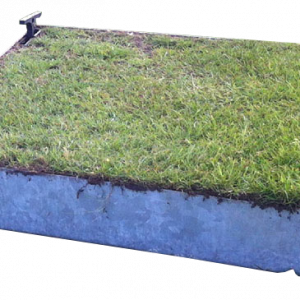 900x600mm – Grass ManHole Drain Cover