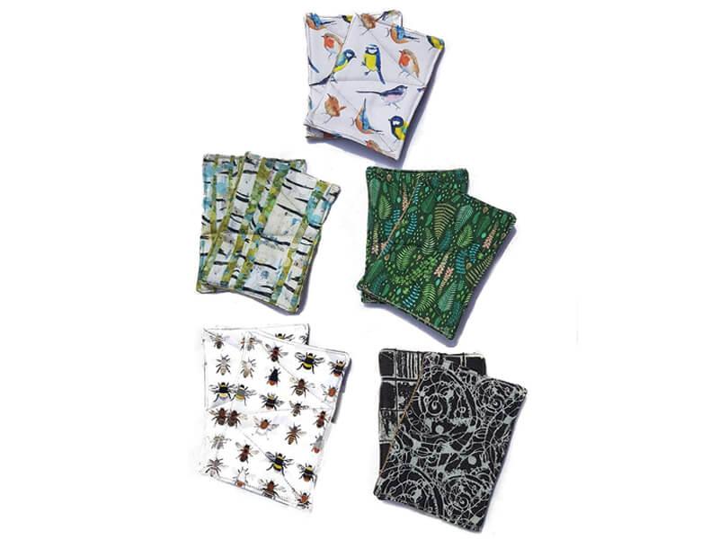 EcoSponge Patterns