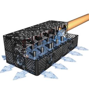 Rain Bloc Filtration and Attenuation Crate System